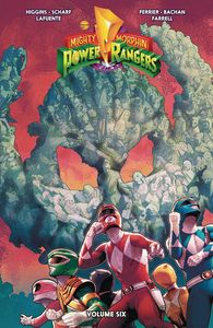 [Mighty Morphin Power Rangers: Volume 6 (Product Image)]