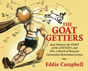 [Goat Getters (Hardcover) (Product Image)]