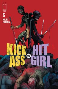 [Kick-Ass Vs Hit-Girl #5 (Cover A Romita Jr) (Product Image)]