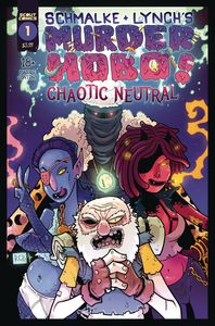 [Murder Hobo: Chaotic Neutral #1 (Product Image)]