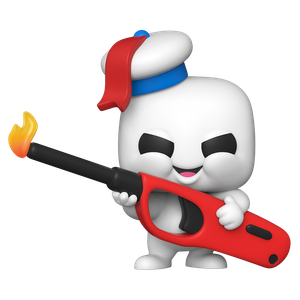 [Ghostbusters: Afterlife: Pop! Vinyl Figure: Mini Puft With Lighter (Product Image)]