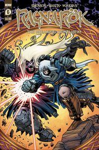[Ragnarok: Breaking Of Helheim #6 (Cover A Simonson) (Product Image)]