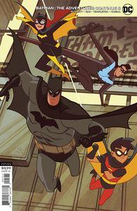 [Batman: The Adventures Continue #5 (Paolo Rivera Variant Edition) (Product Image)]