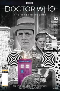 [Doctor Who: 7th Doctor #3 (Cover B Photo) (Product Image)]