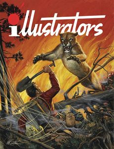 [Illustrators Magazine #30 (Product Image)]
