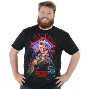 [Stranger Things: T-Shirt: Starcourt Showdown (Product Image)]