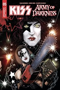 [Kiss/Army Of Darkness #5 (Cover C Haeser Starchild Variant) (Product Image)]