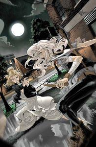 [Buffy The Vampire Slayer #27 (Cover F Unlockable Georgiev Virgin Variant) (Product Image)]