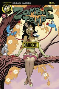 [Zombie Tramp Ongoing #44 (Cover D Fleecs Risque) (Product Image)]