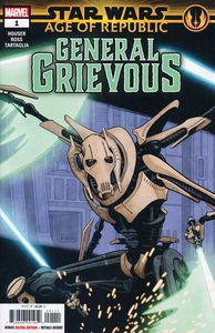 [Star Wars: Age Of Republic: General Grievous #1 (Product Image)]