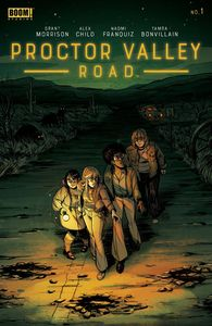 [Proctor Valley Road #1 (Cover A Franquiz) (Product Image)]
