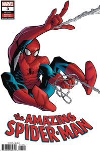 [Amazing Spider-Man #3 (2nd Printing Ottley Variant) (Product Image)]