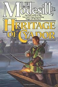 [Heritage Of Cyador (Hardcover) (Product Image)]