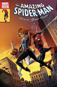 [Amazing Spider-Man: Renew Your Vows #13 (Randolph Lenticular Homage Variant) (Legacy) (Product Image)]