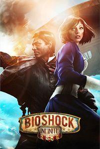 [BioShock Infinite: Poster: Elizabeth & Booker (Product Image)]