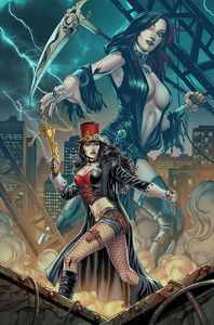 [Van Helsing: Hellfire One Shot #1 (Cover A Vitorino) (Product Image)]