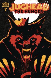 [Jughead: The Hunger #7 (Cover B Boss) (Product Image)]