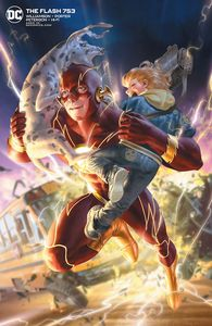 [Flash #753 (Jungeuon Yoon Variant Edition) (Product Image)]
