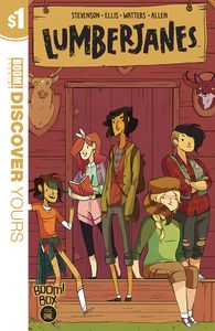 [Lumberjanes: Discover Yours Edition #1 (Product Image)]