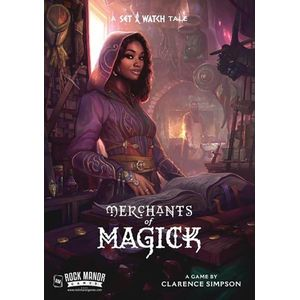 [Merchants Of Magick: A Set A Watch Tale (Product Image)]