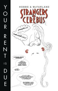 [Strangers In Cerebus (One Shot) (Product Image)]