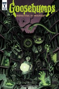 [Goosebumps: Monsters At Midnight #1 (Cover B Wilson III) (Product Image)]