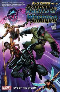[Black Panther & Agents Of Wakanda: Volume 1: Eye Storm (Product Image)]