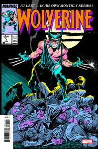 [Wolverine By Claremont & Buscema #1 (Facsimile Edition) (Product Image)]