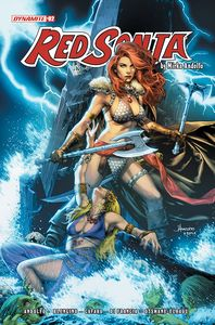 [Red Sonja: 2021 #2 (Cover B Anacleto) (Product Image)]