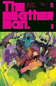 [Weatherman: Volume 2 #5 (Cover A Fox) (Product Image)]