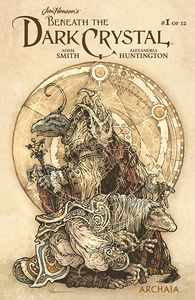 [Jim Henson: Beneath Dark Crystal #1 (Subscrip Peterson) (Product Image)]