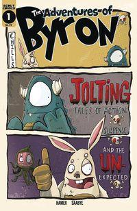 [The cover for The Adventures Of Byron (One Shot)]