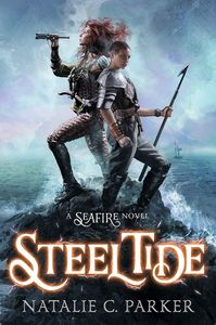 [Seafire: Book 2: Steel Tide (Product Image)]