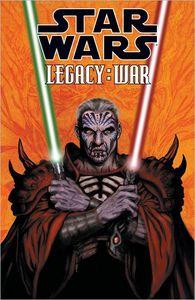 [Star Wars: Legacy: Volume 11: War (Titan Edition) (Product Image)]