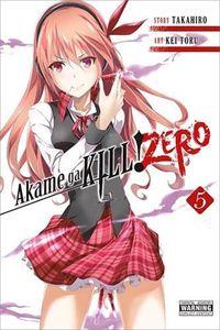 [Akame Ga Kill! Zero: Volume 5 (Product Image)]