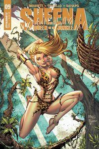[Sheena #10 (Cover B Royle) (Product Image)]