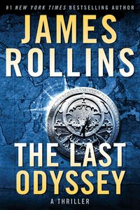 [The Last Odyssey (Hardcover) (Product Image)]