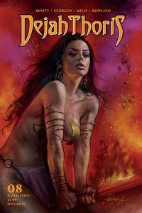 [Dejah Thoris (2019) #8 (Cover A Parrillo) (Product Image)]