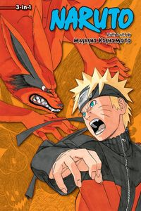 [Naruto: 3-in-1 Edition: Volume 17 (Product Image)]