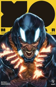 [X-O Manowar (2017) #12 (Cover A Larosa) (Product Image)]