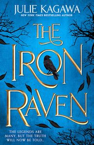 [The Iron Raven (Product Image)]