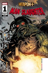 [Weapon Plus: World War IV #1 (2nd Printing Giangiordano Variant) (Product Image)]