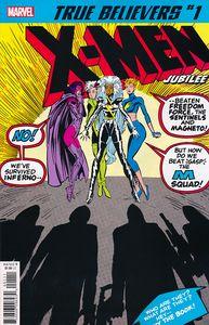 [True Believers: X-Men: Jubilee #1 (Product Image)]
