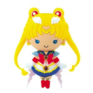 [Sailor Moon: 3D Foam Magnet: Sailor Moon (Product Image)]