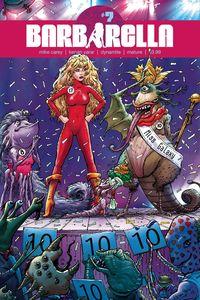 [Barbarella #7 (Cover E Yarar Exclusive Subscription Variant) (Product Image)]