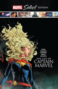 [The Life Of Captain Marvel: Marvel Select (Hardcover) (Product Image)]