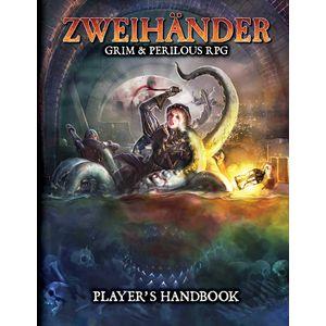 [Zweihander: Grim & Perilous: RPG Players Handbook (Hardcover) (Product Image)]