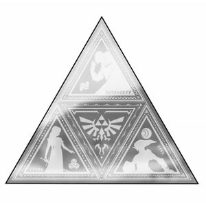 [The Legend Of Zelda: Mirror: TriForce (Product Image)]
