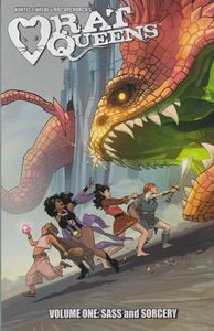 [Rat Queens: Volume 1: Sass & Sorcery (Product Image)]