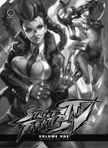 [Street Fighter IV: Volume 1: Wages Of Sin (Product Image)]